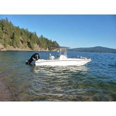 En Oferta con Descuento: Boston Whaler 230 Dauntless de 2013, ahora con precio rebajado, En ventaBoston Whaler 230 Dauntless de 2013 con FuerabordaMercury 250 XL L6 VDO 4S DTS.EmbarcacionesBoston Whalerde segunda mano. Em, Ti
