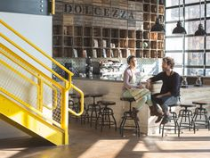 Dolcezza Gelato Factory and Coffee Lab   Washington, D.C. - DailyCandy