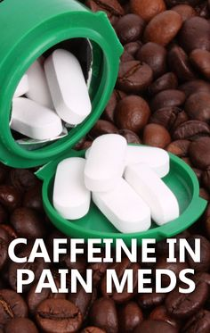 Dr Carol Ash says OTC pain medications often contain high amount of caffeine, so when taken at night they can cause insomnia. http://www.drozfans.com/dr-oz-exercise/dr-oz-caffeine-pain-relievers-insomnia-4-minute-hiit-workout/