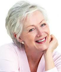 De Populairste Korte Kapsels Voor Oudere Dames - Korte Kapsels