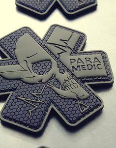 PARAMEDIC V.II - M-TAC™: Tactical Design
