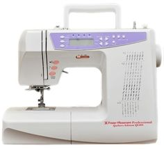 Frister Rossmann Quilters Edition 404 Sewing Machine