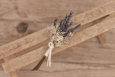 Rustic groom's boutonniere by EvaFleurs on Etsy Groom Boutonniere, Rustic Groom, Preserved Flowers, How To Preserve Flowers, Hair Comb Wedding, Floral Hair, Grooms, Flowers In Hair