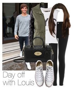 """Day off with Louis"" by style-with-one-direction ❤ liked on Polyvore"