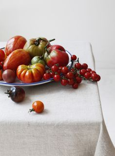 Heirloom Tomatoes & Burrata - Recipes - The Jewels of New York