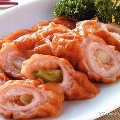 脆皮肥腸食譜 - 豬肉料理 - 楊桃美食網 專業食譜
