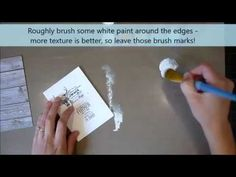 Unity Stamp Co Quick Tip – Acrylic Paint and Distress Ink Resist – Unity Stamp Co | Unity Stamp Co