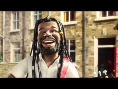 Levi Roots Reggae Sauce.  Watch Levi Roots come to life as an Aardman character in his new TV ad for Reggae Reggae Sauce.    Agency: JWT London.