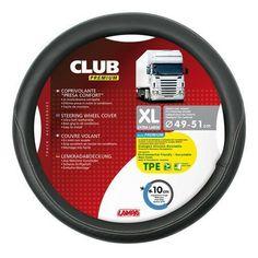 Delux steering wheel cover lorry Truck HGV black medium to wide grip Carros Premium, Wheel Cover, Truck Wheels, Truck Accessories, Volvo, Trucks, Plain Black, Red Black, Medium