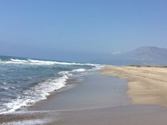 Patara Beach, Turkey: loggerhead turtle heaven!