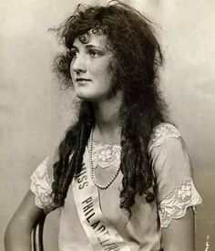 Miss America 1924, Ruth Malcomson