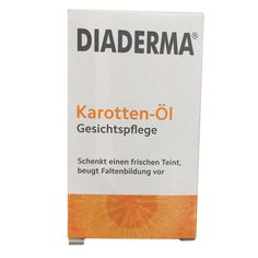 Diaderma Karotten Karotten-Öl, 30 ml: Amazon.de: Beauty