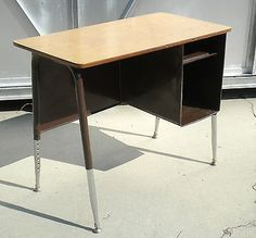 Old School Desks for Children | Better School Desk | Pinterest ...
