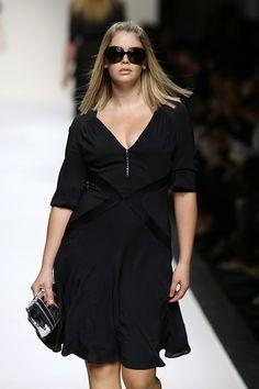 elena miro   elena miro at milan fashion week spring 2008 more pictures from this ...