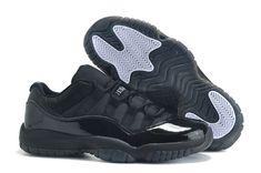 Authentic Air Jordan 11 Retro Low All Black 2015 For Sale