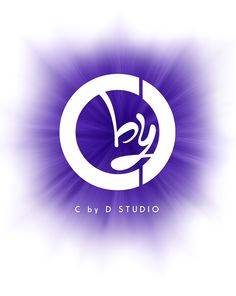 Logo created for my own studio CbyD.     #logo #branding #cbydstudio #denimedina #simple
