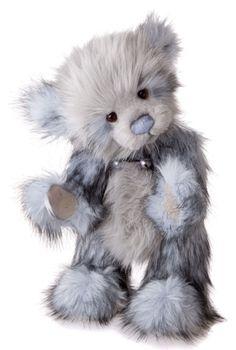 Charlie Bears Heidi teddy bear. Frm bd: My Inner Little Kid