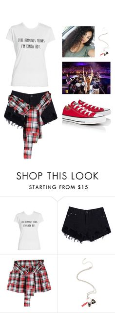 """""""Contest Entry"""" by michytherockerplatypus ❤ liked on Polyvore featuring Converse and maddyconcertcontest"""