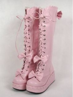 I love pink but these are hideous