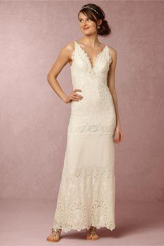 BHLDN Alexa Dress in  Bride Reception Dresses at BHLDN