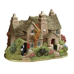 Lilliput Lane - Tintagel Old Post Office