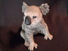 "Koala Bear 4"" Inches Figurine Sculpture Statue Life Like Realistic"