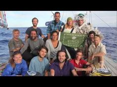 Ocean Heroes: The Plastics Problem -- 5 Gyres Institute