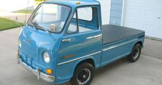 1969 Subaru Sambar 360 | Cool Sh*t You Can Buy - Find Cool Things To Buy