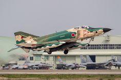 RF-4EJ Kai Phantom II, 47-6901, 501 Hikotai