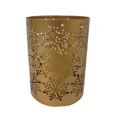Holiday Living 7.125-in Battery-Operated LED Copper Electric Decorative Candle