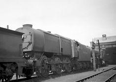 Southern Class No. Diesel Locomotive, Steam Locomotive, Southern Trains, Union Pacific Train, Milwaukee Road, Steam Railway, Southern Railways, Train Times, British Rail