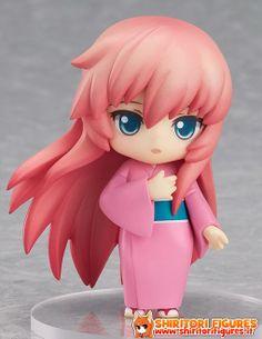 Vocaloid Character Vocal Series Mini Figures Nendoroid Megurine Luka Akahitoha ( Good Smile Company )