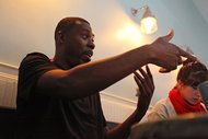 Columbia Professor and GZA Aim to Help Teach Science Through Hip-Hop - NYTimes.com