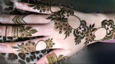 Khafif Mehndi Design, Heena Design, Arabic Mehndi Designs, Mehndi Patterns, Simple Mehndi Designs, Mehndi Designs For Hands, Mehndi Tattoo, Mehndi Art, Mehendi