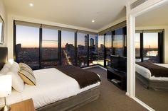 Melbourne Short Stay Apartments On Whiteman Street Accommodation Cbd 3 Bedroom