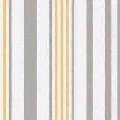 Laura Ashley Eaton Stripe Dove Grey Seaspray Fabric