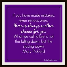 There is always another chance for you! #motivation #inspiration #encouragement #health