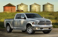 Ram trucks are sitting pretty right behind the Ford F-150 and getting ready to take the lead.