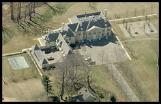 Jon Bon Jovi Affair | Celebrity's house caught in google map