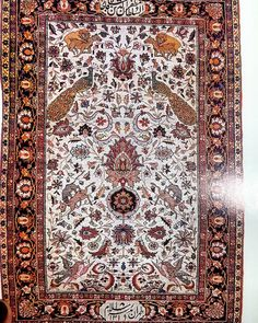 I received a collection of Iranian Carpet post cards from the largest Carpet Museum of Iran! This goregous rug was handmade in Tehran in 1901!! . . . #BluePaisley #Home #Decorative #Art #ArtUnderYourFeet #Toronto #Canada #Rugs #RugLove #Cottaging #Ontario #thesix #Torontonians #Iran #Tehran #HomeDecor #HomeDesign #Modern #ModernDesign #Designer #Carpets #TorontoRealEstate #Museum #museumofcarpets #Postcards #Interior #InteriorDesign #InstaHome #Instagram