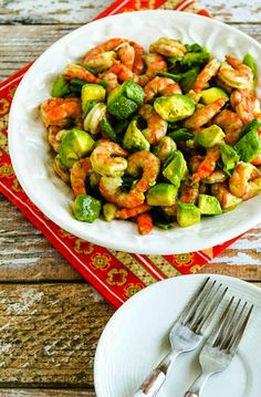 It's a matter of mixing up a lime-infused and cumin dressing, and tossing with delicious add-ins. It doesn't get much easier than that. Get the recipe at Kalyn's Kitchen. - Redbook.com