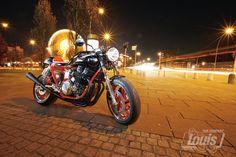 Louis Edition - Honda CB 750 #Honda  #Motorrad #Motorcycle #Motorbike #louis #detlevlouis #louismotorrad #detlev #louis