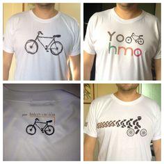Bici   yo Bici hmo  Huellas