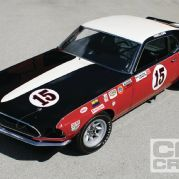 1969 Ford Mustang Boss 302 Top Photo 17