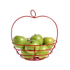 Apple Fruit Basket by Found by Fab