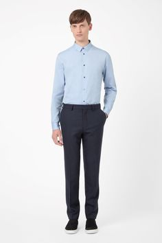 COS | Slim oxford shirt