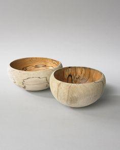 :: vasijas de madera ::