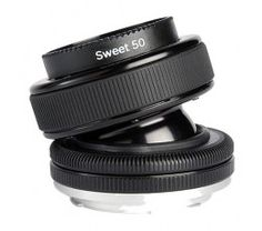 Lensbaby Composer Pro with Sweet 50 Optic for Canon