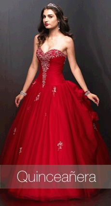 Vestidos de fiesta rojos en monterrey