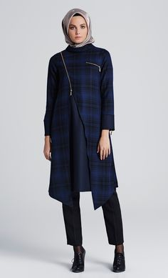 Lacivert 2014 Yeni Sezon Tunik Modelleri